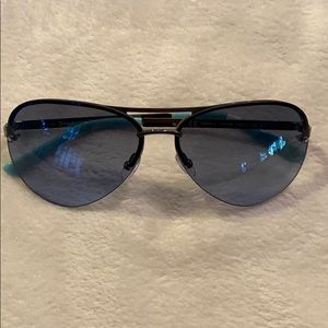 "NWT Juicy Couture ""Live for Sugar"" aviators"